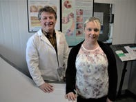 Marion doctor helps Caledonia woman find relief from painful skin disorder