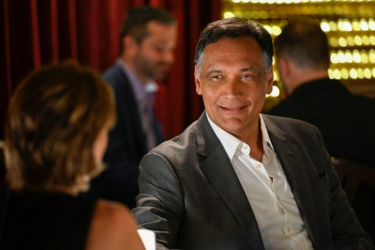 """Fire In A Crowded Theater"" Episode 105 -- Jimmy Smits as Elijah Strait"