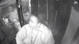 Milwaukee County Transit System Bus Driver Chanaye Brown is credited with helping save residents from a burning apartment building in Milwaukee.