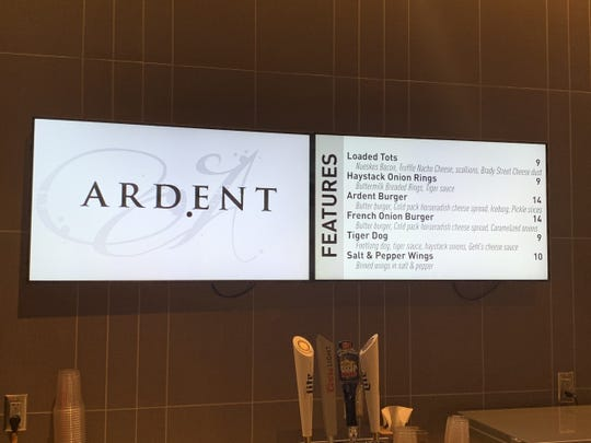 Ardent is bringing a burger and hot dog stand stand to Fiserv Forum.