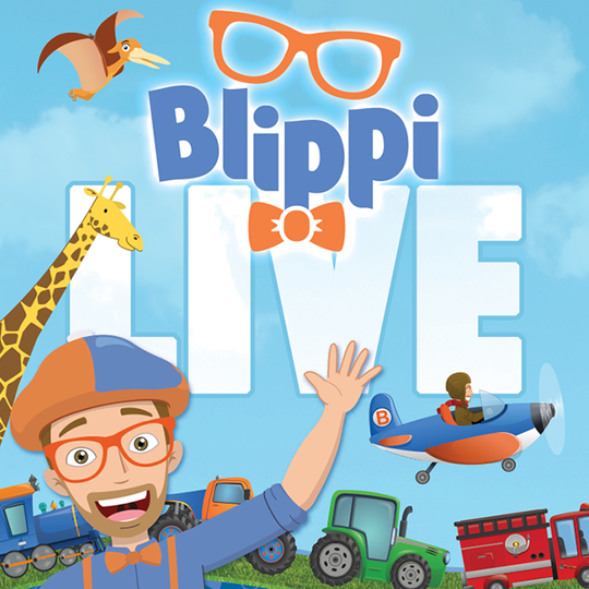 Blippi Live is coming to the Riverside on Feb. 23, but will be played by an actor rather than the YouTuber.