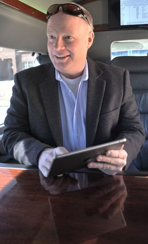 Craig Schaid shown in a 2015 in Montgomery.