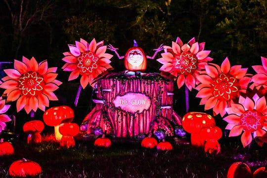 Jack's Pumpkin Glow runs through Oct. 27 at The Hermitage.
