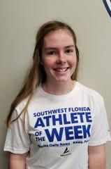 Caroline Costa, Community School volleyball