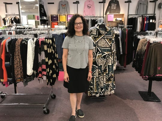 Carly'z Craze in Teaneck sells fashionable clothes that reveal style rather than skin