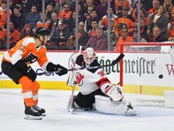 NJ Devils' nightmare start continues with blowout loss to Flyers