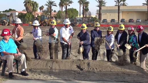 Cathedral City's new downtown fire station: Twice the size; $8.2M cost covered by land sale