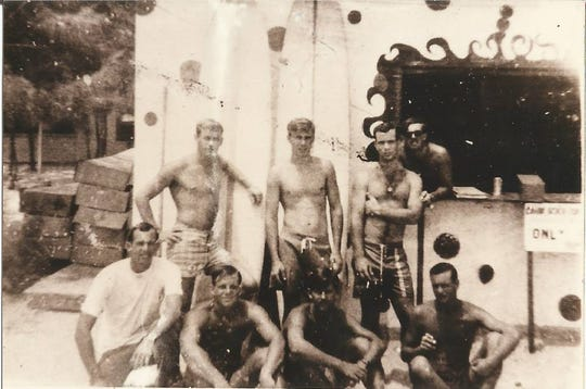 The China Beach Surf Club was a band of Vietnam vets who spent their down time in Da Nang during Vietnam surfing in the China Sea.