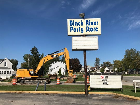 Black River Party Store at 1236 Water St. in Port Huron will be closing on Sunday, Oct. 13.