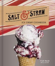 Salt & Straw Ice Cream Cookbook.Their new book chronicles the growth of the business from a single scoop shop to a company with locations in Los Angeles, the San Francisco area, San Diego, Seattle and more. In it are more than 100 recipes for their top-selling flavors