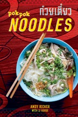 POK POK Noodles: Recipes from Thailand and Beyond. Reading Ricker's engaging stories of culinary travel and incredibly detailed recipes feel like traveling without leaving one's own kitchen.