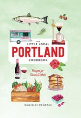 The Little Local Portland Cookbook. The recipe collection is brief, but watercolor illustrations in cheerful hues ensure the stocking-stuffer-sized volume is loaded with charm despite its slim profile.