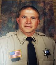 Lincoln County Sheriff's deputy Travis Watruba