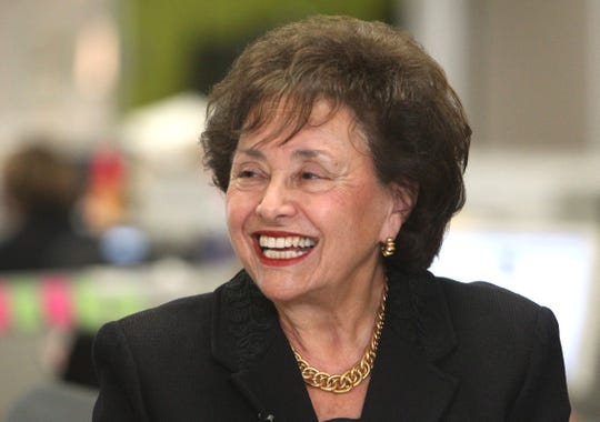 U.S. Rep. Nita Lowey, pictured Jan. 23, 2014.
