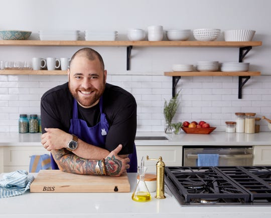 Chef Christian Petroni has a new partnership with Blue Apron.