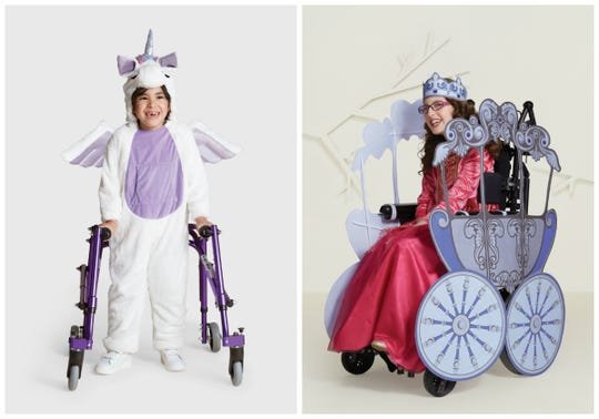 Boo-tiful! Target's adaptive Halloween costumes help every child 'bask in the fun'