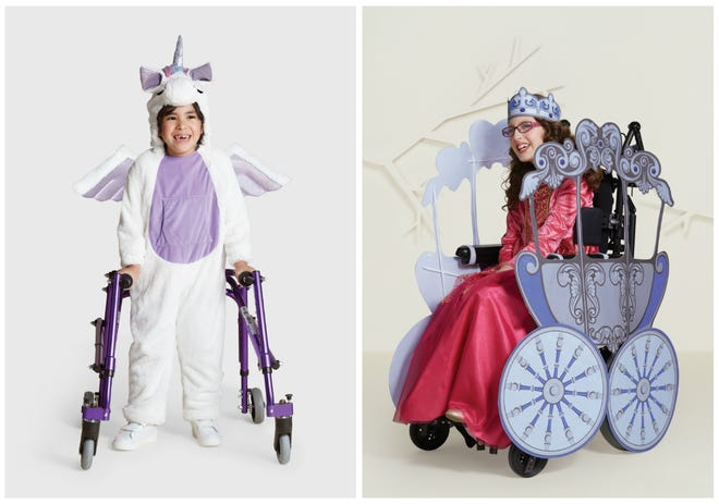 Target has launched a line of inclusive and adaptive costumes for Halloween 2019.