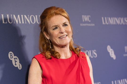 Sarah Ferguson opens up about getting cosmetic procedures done.