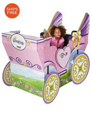 A Princess costume for wheelchairs is available on spirithalloween.com.