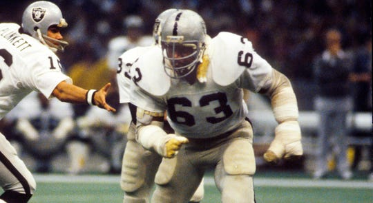 Gene Upshaw was a two-time Super Bowl champion, a five-time First Team All-Pro and a Pro Bowler seven times.