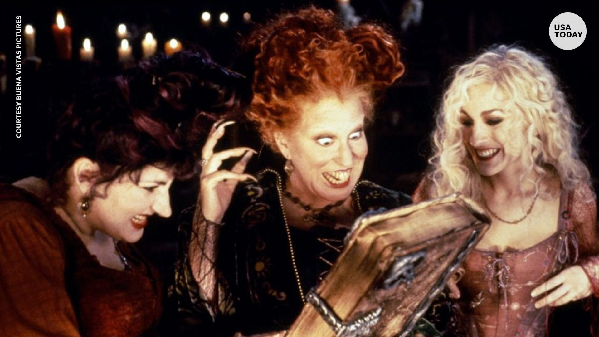 This is where you can watch \u0027Hocus Pocus,\u0027 other Halloween classics