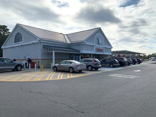 The Manchester Wawa on Route 70 prior to the store's remodel.
