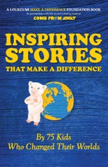 """""""Inspiring Stories That Make A Difference"""" is a partnership between Nick Katsoris' Loukoumi Make A Difference Foundation and the Broadway musical """"Come From Away."""""""
