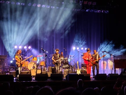 """""""The Me to the River: New Orleans Live"""" visits the Admiral Theatre in Bremerton Oct. 18."""