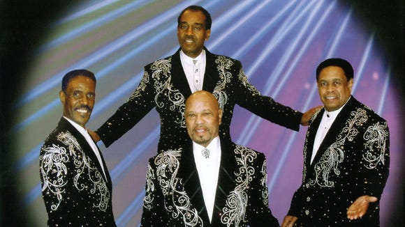 The Coasters are half of an all-star twin bill with the Platters Oct. 24 at the Suquamish Clearwater Casino Resort.