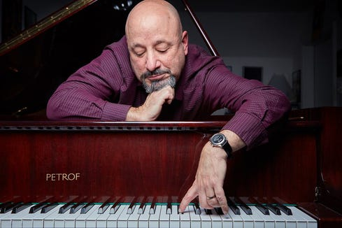 Pianist Bill Anschell and his trio perform as part of the Within/Earshot Jazz Festival Oct. 18 at the Bainbridge Island Museum of Art.