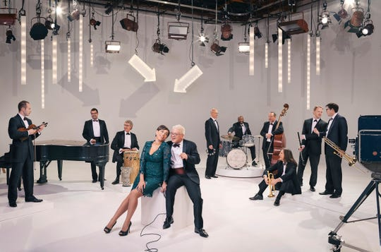 The multi-faceted jazzy group Pink Martini returns to the Flynn Center on Oct. 23.