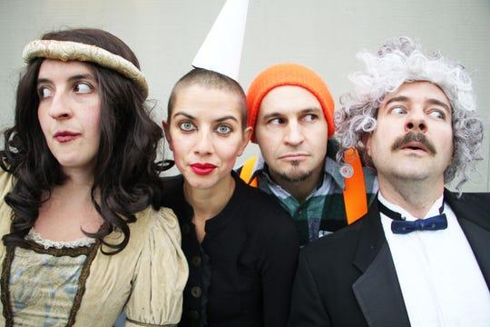 Vermont Vaudeville presents four shows Oct. 17-19 in Hardwick.