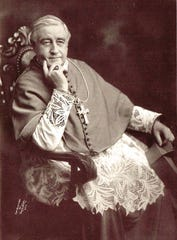Bishop Camillus Maes was photographed in 1910 to mark his 25th year as the bishop of the Diocese of Covington. The photograph is from the diocese's archives.