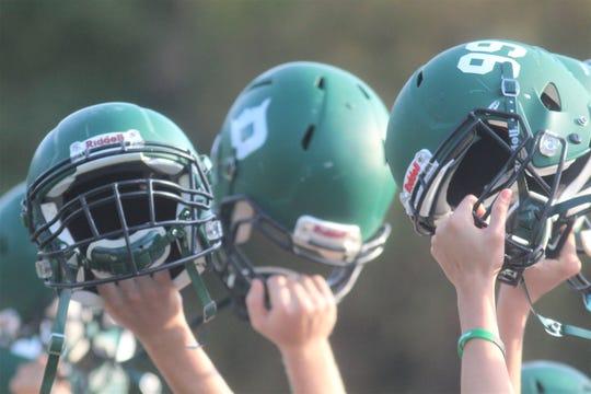 Dayton helmets, October, 10, 2019