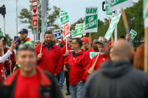 Here is what's been settled and what remains in play in GM-UAW talks