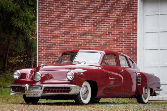 1947 Tucker 48 Prototype ÒThe Tin GooseÓ