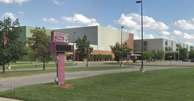 Renaissance High School in Detroit