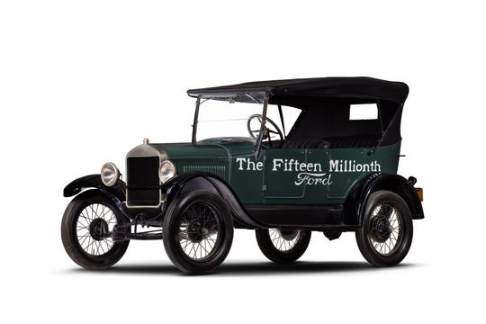 1927 Model T Touring