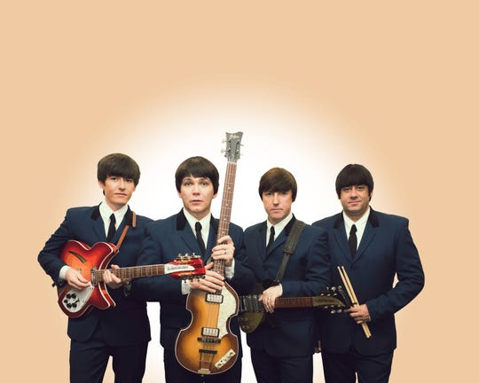 The Mersey Beatles are celebrating their 20th anniversary this year.