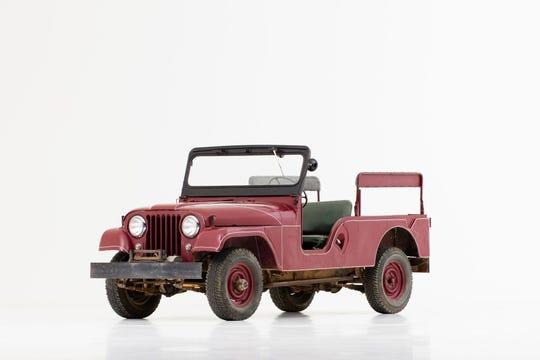 1962 Willys Jeep CJ-6