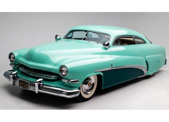 "The 1951 ""Hirohata Merc"" is a landmark of 1950s car customization."