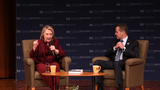 Hillary Clinton talks about election tampering during visit to the University of Michigan