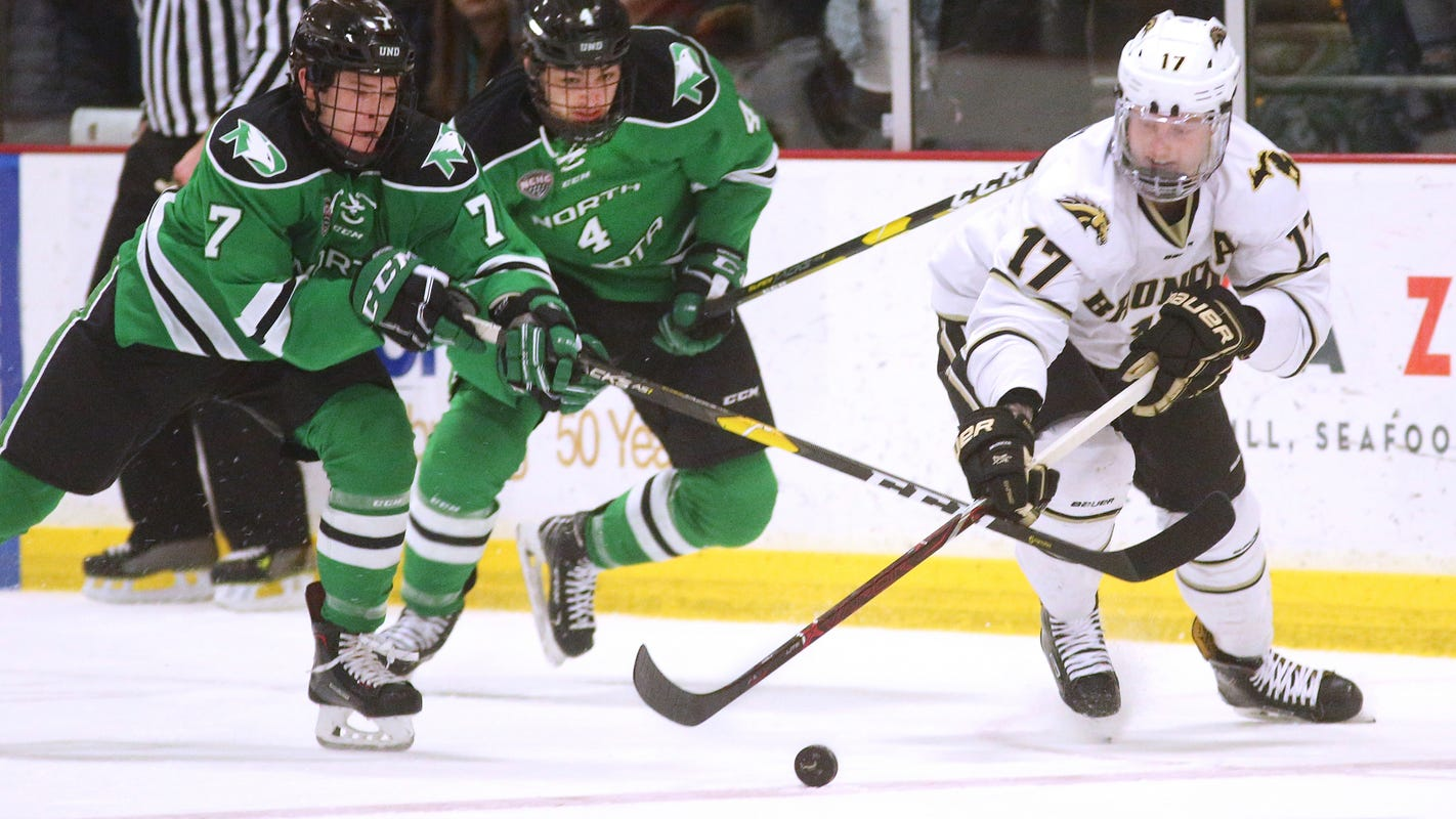 Western Michigan aims high in nation's best hockey conference