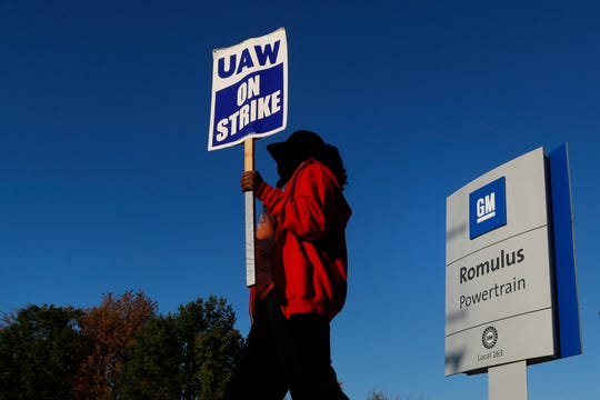 As the UAW's national strike against GM stretches toward a fifth week, the Impact is weaker than it would have been in decades past.