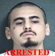 This undated photo provided by the Kansas City Kansas Police Department shows Javier Alatorre.