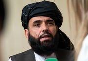 Suhail Shaheen, spokesman for the Taliban's political office