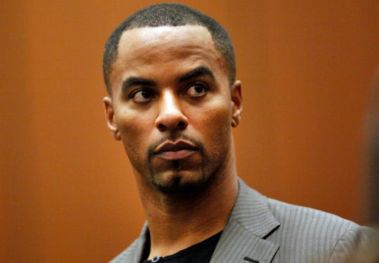 Imprisoned former NFL star Darren Sharper is pressing on with his attempts to reduce his 18-year federal sentence in a sexual assault case.