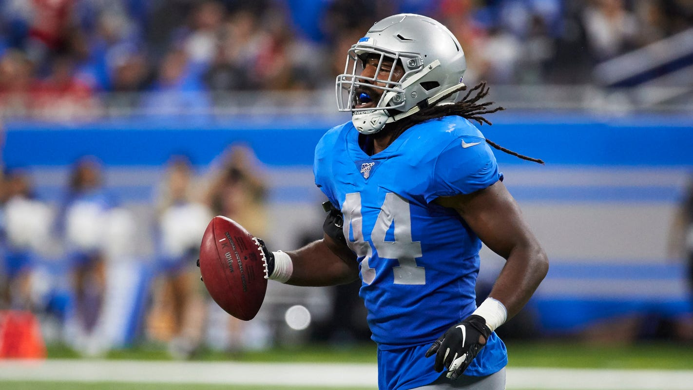 Lions' Jalen Reeves-Maybin proving to be 'critical' piece on special teams