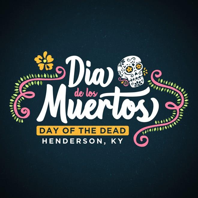 Logo for Day of the Dead, or Dia de Los Muertos