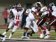 Mississippi high school football scores for Oct. 10-11
